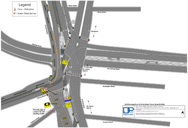 Traffic-Plan-CAD-Software